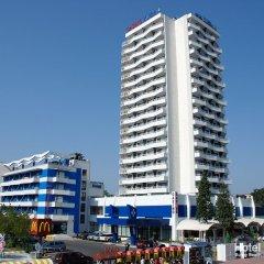 Отель Kuban Resort & AquaPark Болгария, Солнечный берег - отзывы, цены и фото номеров - забронировать отель Kuban Resort & AquaPark онлайн парковка