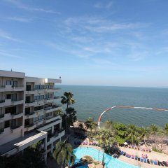 Отель Garden Sea View Resort пляж
