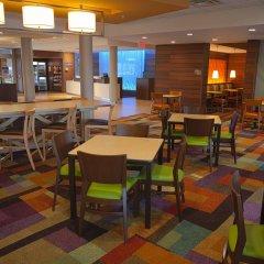 Отель Fairfield Inn & Suites by Marriott Columbus Airport США, Колумбус - отзывы, цены и фото номеров - забронировать отель Fairfield Inn & Suites by Marriott Columbus Airport онлайн питание фото 2