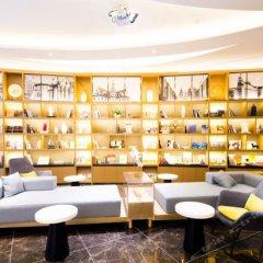 Отель Atour Hotel Tianjin Jinwan Square Китай, Тяньцзинь - отзывы, цены и фото номеров - забронировать отель Atour Hotel Tianjin Jinwan Square онлайн развлечения