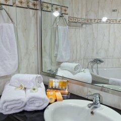 Отель Royal Hotel Греция, Ферми - 1 отзыв об отеле, цены и фото номеров - забронировать отель Royal Hotel онлайн ванная