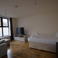 Отель Central Comfort Serviced Apartments Великобритания, Лондон - отзывы, цены и фото номеров - забронировать отель Central Comfort Serviced Apartments онлайн комната для гостей фото 5