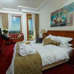 Отель Royal Hotel Греция, Ферми - 1 отзыв об отеле, цены и фото номеров - забронировать отель Royal Hotel онлайн комната для гостей фото 5