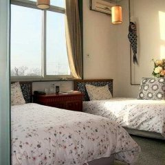 Отель Beijing Hutong Culture Inn комната для гостей фото 5