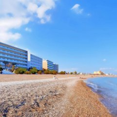 Mediterranean Hotel пляж фото 2