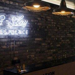 Отель G Stay Residence Сеул гостиничный бар
