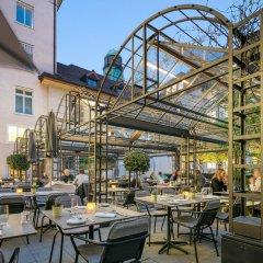Hotel Glockenhof Цюрих питание