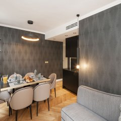 Апартаменты Odeon Saint Germain Apartments интерьер отеля