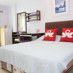 Отель Zen Rooms Mahajak Residence Бангкок комната для гостей