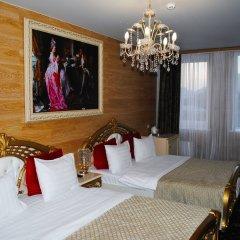 Гостиница Гранд Белорусская комната для гостей фото 5