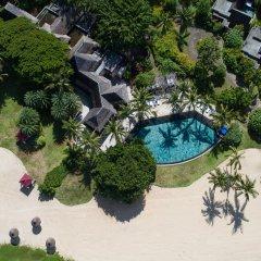 Отель Maradiva Villas Resort and Spa пляж
