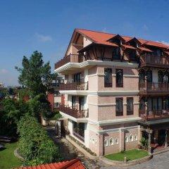 Отель Tangalwood Boutique Hotel Непал, Катманду - отзывы, цены и фото номеров - забронировать отель Tangalwood Boutique Hotel онлайн балкон