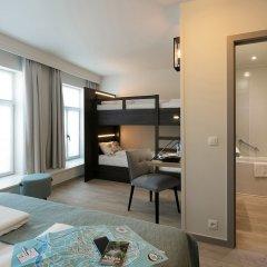Отель Martins Brugge Бельгия, Брюгге - 6 отзывов об отеле, цены и фото номеров - забронировать отель Martins Brugge онлайн комната для гостей фото 15