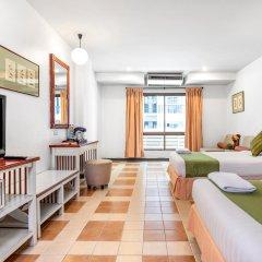 Отель Sawasdee SeaView комната для гостей