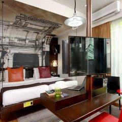 Отель The Color Kata Таиланд, пляж Ката - 1 отзыв об отеле, цены и фото номеров - забронировать отель The Color Kata онлайн комната для гостей фото 2