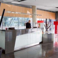 Отель NH Madrid Las Tablas фитнесс-зал