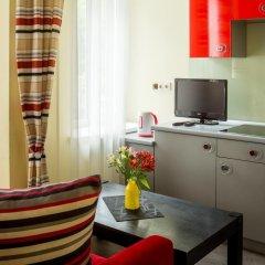 Апартаменты Apartment Fedkovycha Львов комната для гостей фото 2