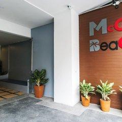 McCoy Beach Jomtien Pattaya Hostel интерьер отеля фото 3