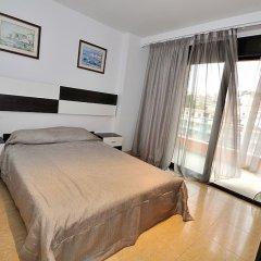Отель Roman Lloretholiday Испания, Льорет-де-Мар - отзывы, цены и фото номеров - забронировать отель Roman Lloretholiday онлайн комната для гостей фото 4