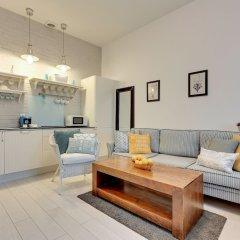 Апартаменты Lion Apartments - Scandi Love III Сопот комната для гостей фото 2