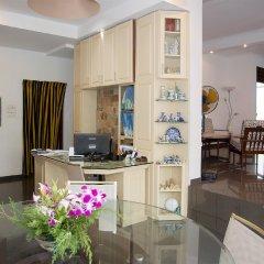 Отель Suriya Arana Шри-Ланка, Негомбо - отзывы, цены и фото номеров - забронировать отель Suriya Arana онлайн интерьер отеля фото 2