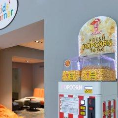 Отель a&o Berlin Kolumbus Германия, Берлин - 2 отзыва об отеле, цены и фото номеров - забронировать отель a&o Berlin Kolumbus онлайн питание фото 4