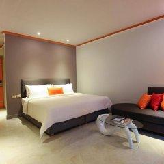 Отель Chabana Kamala Hotel Таиланд, Пхукет - 1 отзыв об отеле, цены и фото номеров - забронировать отель Chabana Kamala Hotel онлайн комната для гостей фото 4