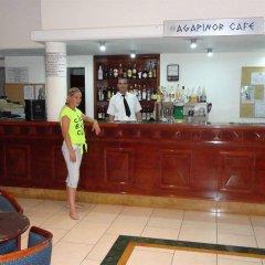 Отель Agapinor гостиничный бар