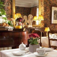 Hotel D'angleterre Saint Germain Des Pres Париж питание фото 3