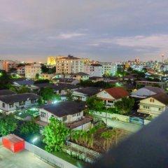 Отель Baron Residence Бангкок балкон