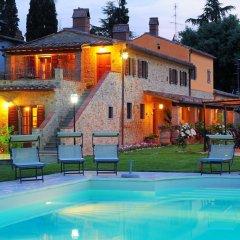 Отель Frosini Италия, Ареццо - отзывы, цены и фото номеров - забронировать отель Frosini онлайн бассейн фото 3