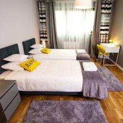 Отель erApartments Wronia Oxygen комната для гостей фото 12