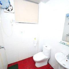 Отель Huateng Woju Inn Китай, Сямынь - отзывы, цены и фото номеров - забронировать отель Huateng Woju Inn онлайн ванная фото 2