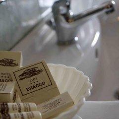 Отель Bracco Италия, Лимена - отзывы, цены и фото номеров - забронировать отель Bracco онлайн ванная фото 2
