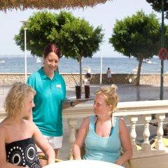 Hotel Tropico Playa фитнесс-зал