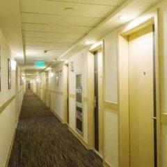 Отель Jinjiang Inn Pudong Airport II Китай, Шанхай - отзывы, цены и фото номеров - забронировать отель Jinjiang Inn Pudong Airport II онлайн интерьер отеля фото 2
