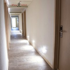Гостиница Стоуни Айлэнд на Благодатной 12 интерьер отеля