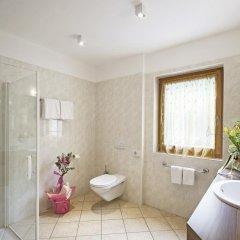 Отель Sonnenhof Италия, Марленго - отзывы, цены и фото номеров - забронировать отель Sonnenhof онлайн ванная фото 2