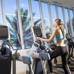 Отель Fontainebleau Miami Beach фитнесс-зал фото 3