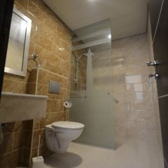 New Metropole Hotel Израиль, Иерусалим - отзывы, цены и фото номеров - забронировать отель New Metropole Hotel онлайн ванная фото 2