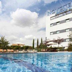 Отель Exe Madrid Norte бассейн фото 3
