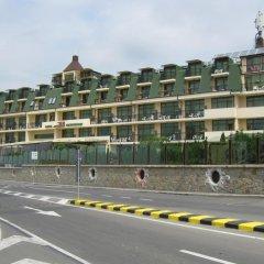 Отель Julia Свети Влас парковка