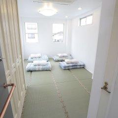 Отель KITSUNE SHIPPO - Hostel Япония, Токио - отзывы, цены и фото номеров - забронировать отель KITSUNE SHIPPO - Hostel онлайн сейф в номере