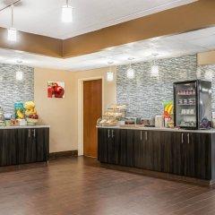 Отель Quality Inn & Suites Mall of America - MSP Airport США, Блумингтон - отзывы, цены и фото номеров - забронировать отель Quality Inn & Suites Mall of America - MSP Airport онлайн питание фото 2