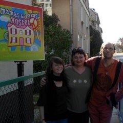 Hostel Mamas&Papas городской автобус