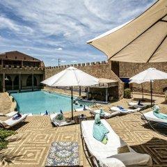 Отель Kasbah Le Mirage пляж