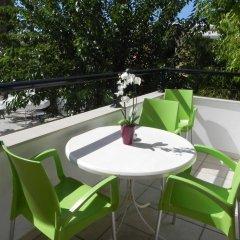 Апартаменты Andries Apartments балкон