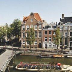 Radisson Blu Hotel Amsterdam Амстердам балкон