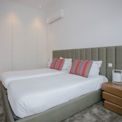 Апартаменты Liiiving - Aliados Luxury Apartments Порту комната для гостей фото 5