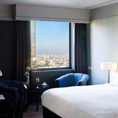 Отель Pullman Paris Montparnasse комната для гостей фото 3